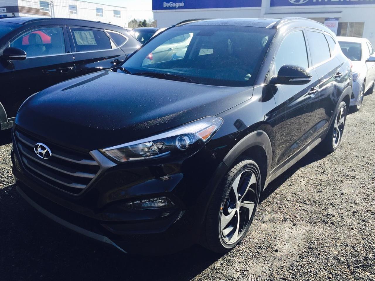 2016 Hyundai Tucson Limited 1.6T