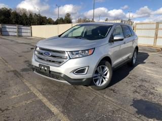 Used 2015 Ford Edge SEL AWD for sale in Cayuga, ON