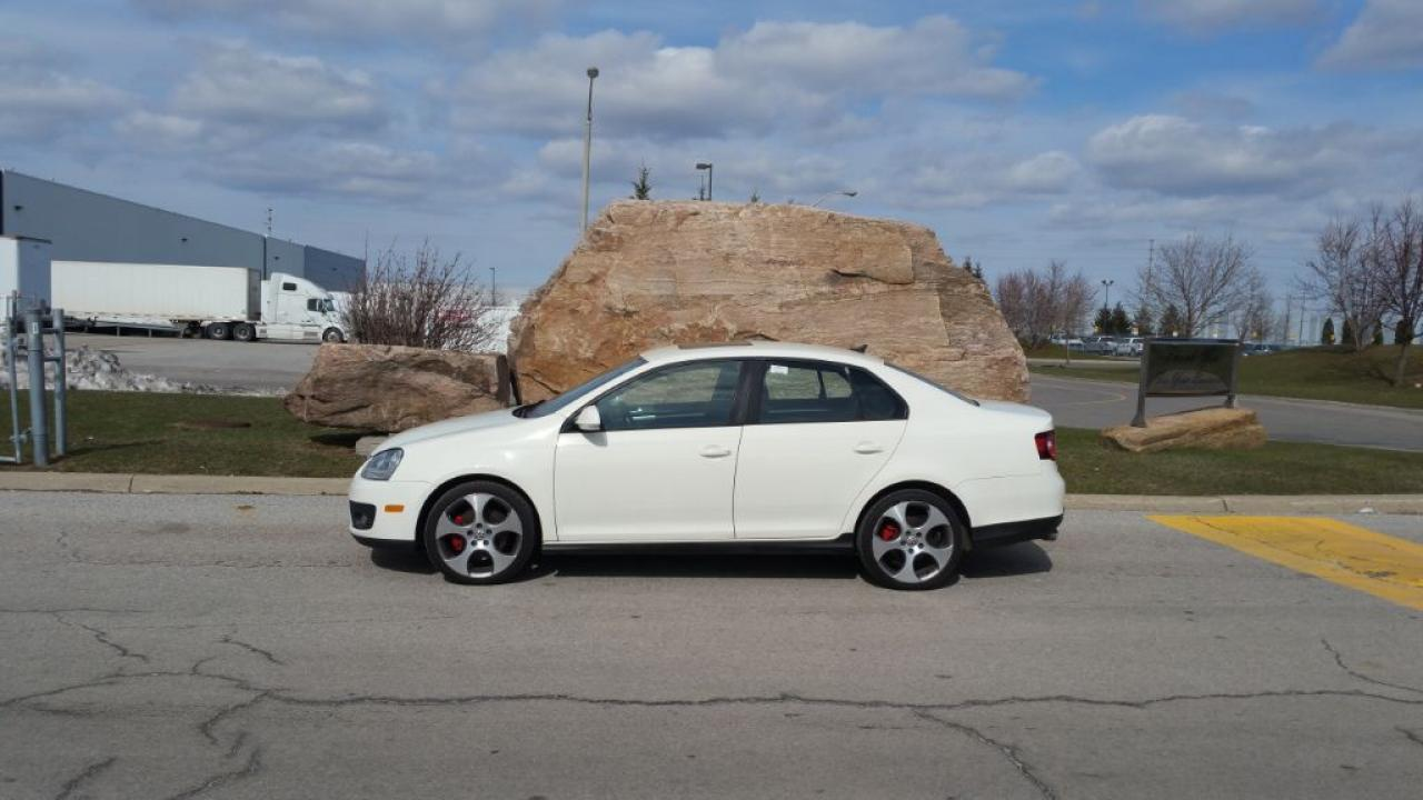 2008 Volkswagen Jetta GLI