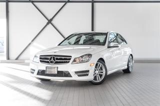 Used 2014 Mercedes-Benz C 300 4MATIC Sedan for sale in Langley, BC