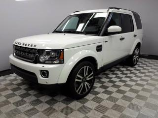 Used 2014 Land Rover LR4 HSE - CPO 6yr/160000kms manufacturer warranty included until August 22, 2020! Locally Owned and Serviced | 2nd Owner Trade In| No Accidents | 2 Sets of Tires | Navigation | Surround Camera System | Parking Sensors | Reverse Traffic/Blind Spot/Closing Vehi for sale in Edmonton, AB