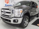 Used 2016 Ford F-350 LARIAT F-350 V8 DIESEL!! Even your passengers get heated seats! for sale in Edmonton, AB
