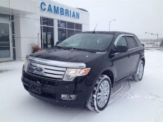 Used 2010 Ford Edge Limited + Bluetooth & Navigation! for sale in Sudbury, ON