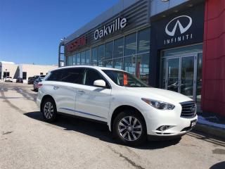Used 2014 Infiniti QX60 - for sale in Oakville, ON