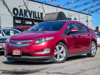 Used 2012 Chevrolet Volt Base for sale in Oakville, ON