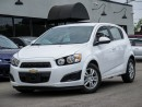 Used 2015 Chevrolet Sonic LT Auto for sale in Oakville, ON