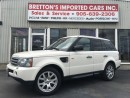 Used 2008 Land Rover Range Rover SPORT HSE for sale in Burlington, ON