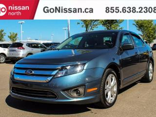 Used 2012 Ford Fusion VERY LOW KMS, AUTO, AIR for sale in Edmonton, AB