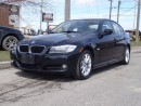 Used 2011 BMW 323i Premium.OFF LEASE.ONE OWNER.DEALER MAINTAINED for sale in Brampton, ON
