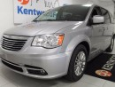 Used 2015 Chrysler Town & Country Touring-L! Great for those big trips. power sliding doors. back up cam for sale in Edmonton, AB