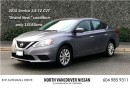 Used 2016 Nissan Sentra 1.8 SV CVT for sale in Surrey, BC