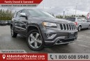 New 2016 Jeep Grand Cherokee Overland NOW $61,609.00! for sale in Abbotsford, BC