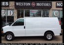Used 2009 Chevrolet Express Cargo Van G2500* 4.8L* A/C* ACC FREE* SHELVING for sale in York, ON