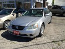 Used 2003 Nissan Altima 2.5S LOW KM SPOILER for sale in Scarborough, ON