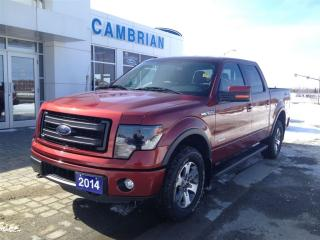 Used 2014 Ford F-150 FX4 Luxury + EcoBoost & Heated Leather! for sale in Sudbury, ON