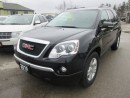 Used 2010 GMC Acadia WELL EQUIPPED SLE MODEL 7 PASSENGER CAPTAINS.. 3RD ROW.. 3.6L - V6 - VVT ENGINE.. for sale in Bradford, ON