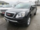 Used 2011 GMC Acadia WELL EQUIPPED SLE MODEL 7 PASSENGER CAPTAINS.. 3RD ROW.. 3.6L - V6 - VVT ENGINE.. for sale in Bradford, ON