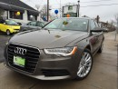 Used 2012 Audi A6 SOLD for sale in Hamilton, ON