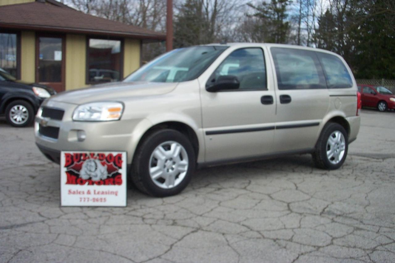 Photo of Bronze 2008 Chevrolet Uplander