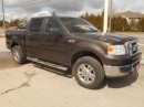 Used 2007 Ford F-150 Super Crew XLT 4x4 for sale in Selwyn, ON