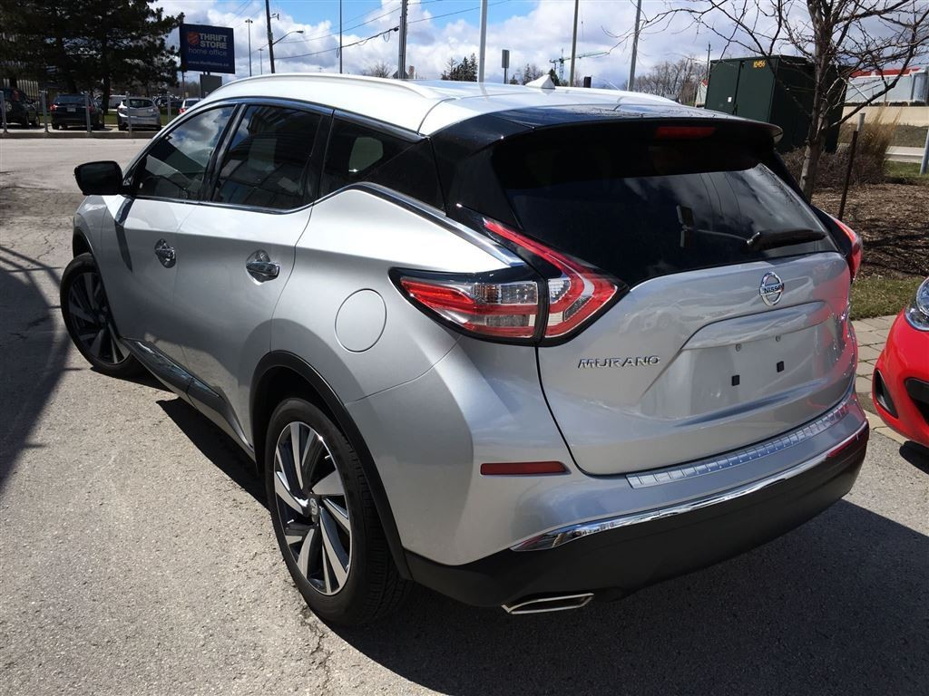 used 2015 nissan murano platinum w navigation for sale in oakville ontario. Black Bedroom Furniture Sets. Home Design Ideas