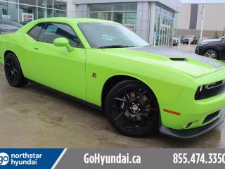 Used 2015 Dodge Challenger SUPER TRACK PAC SUNROOF NAV for sale in Edmonton, AB