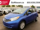 Used 2014 Nissan Versa Note AUTO, A/C, BLUETOOTH for sale in Edmonton, AB