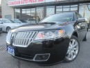 Used 2012 Lincoln MKZ SOOOOLD-DVD-PRM-PKG-LEATHER-SUNROOF-LOADED for sale in Scarborough, ON