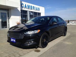 Used 2014 Ford Fusion SE w/ Bluetooth & Two Sets of Wheels! for sale in Sudbury, ON