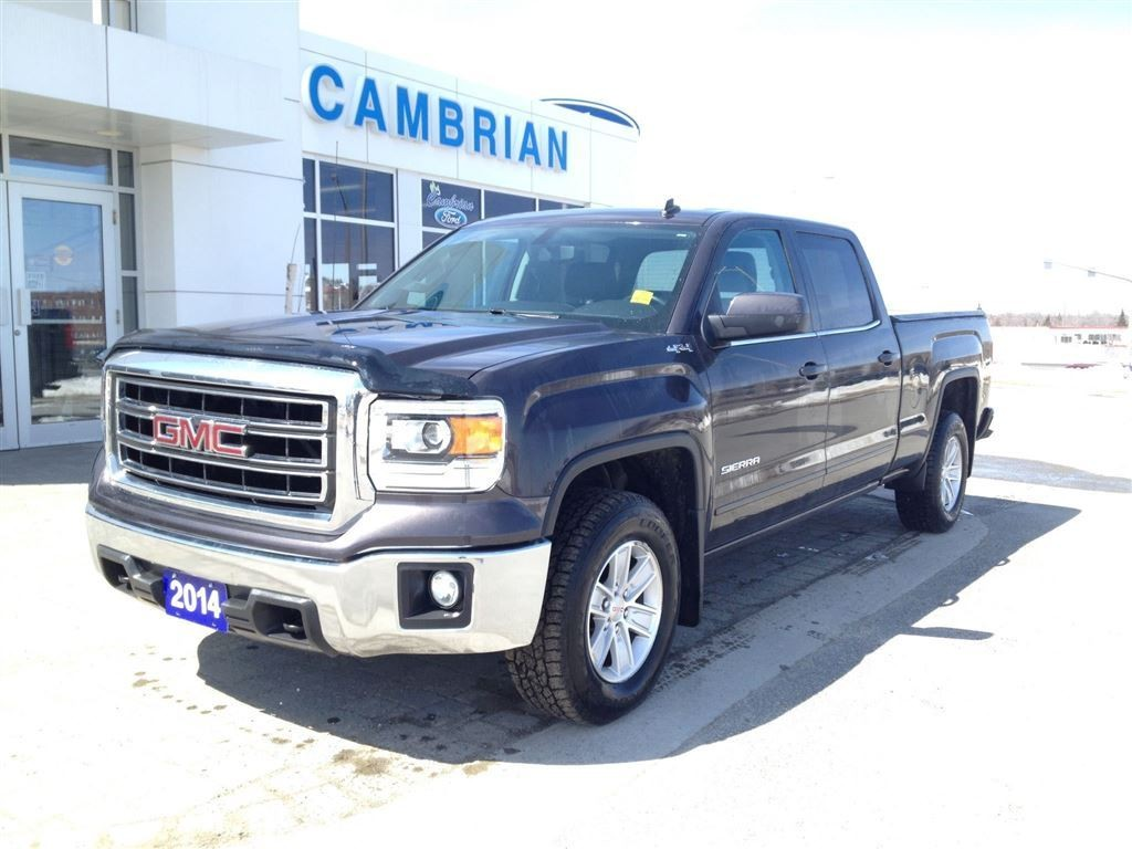 Used 2014 Gmc Sierra 1500 1500 Sle With Remote Start Very