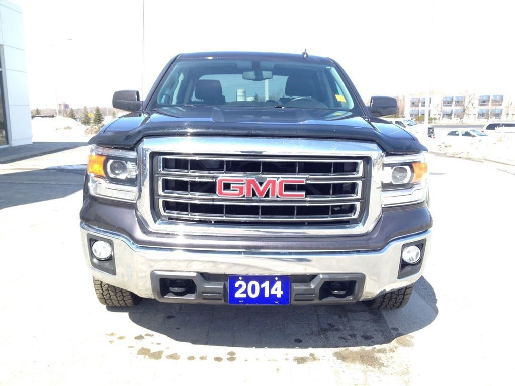 used 2014 gmc sierra 1500 1500 sle with remote start very clean for sale in sudbury ontario. Black Bedroom Furniture Sets. Home Design Ideas