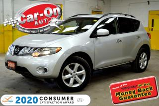 Used 2009 Nissan Murano AWD GREAT VALUE !!  for sale in Ottawa, ON