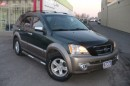 Used 2006 Kia Sorento LX  PREMIUM PACKAGE WITH CROME for sale in Etobicoke, ON
