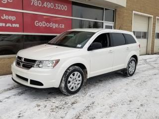 Used 2016 Dodge Journey Canada Value Package for sale in Edmonton, AB