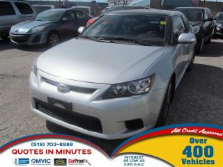 Used 2011 Scion tC ROOF | BLUETOOTH for sale in London, ON