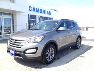 Used 2016 Hyundai Santa Fe SPORT PREMIUM for sale in Sudbury, ON