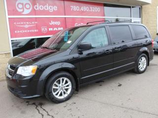 Used 2016 Dodge Grand Caravan SXT / DVD / Back Up Camera for sale in Edmonton, AB