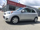 Used 2015 Nissan Micra Fuel Efficient, Low Cost of Ownership!! for sale in Surrey, BC