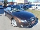 Used 2011 Audi A5 2.0T QUATTRO NAVI/CAMERA/AWD CONVERTIBLE for sale in Scarborough, ON