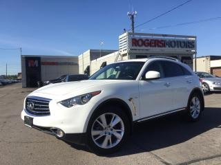 Used 2016 Infiniti QX70 AWD - NAVI - ALL AROUND CAMERA for sale in Oakville, ON