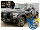 New 2016 Ford F-150 SuperCab 4X4 XLT Sport 145