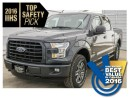 New 2016 Ford F-150 SUPERCREW 4X4 XLT Sport 145