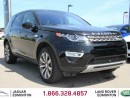 Used 2016 Land Rover Discovery Sport HSE Luxury - CPO 6yr/160000kms manufacturer warranty included until October 30, 2022! CPO rates starting at 2.9%! Locally Owned and Driven | Executive Demo | No Accidents | 5+2 Seating | Navigation | Surround Camera System | Parking Sensors | Traffi for sale in Edmonton, AB