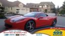 Used 2012 Ferrari 458 ITALIA 2012 FERRARI 458 OVER $50, 000 IN OPTIONS WITH F1 for sale in London, ON