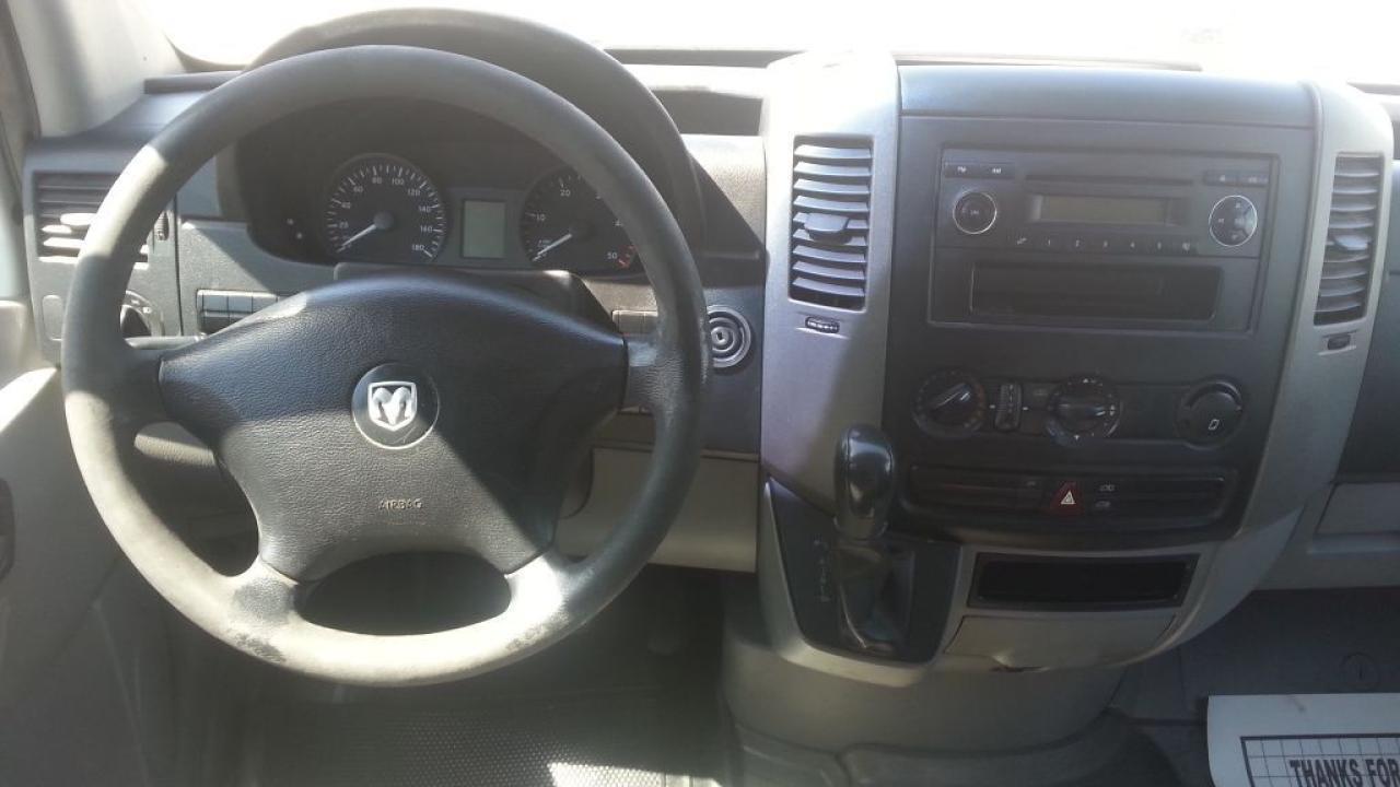 2008 Dodge Sprinter 2500,45 IN STK! 144WB, DIESEL