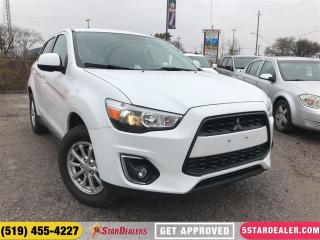 Used 2015 Mitsubishi RVR SE | AWD | AS GOOD AS NEW for sale in London, ON