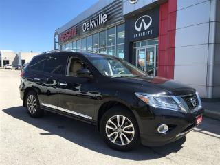 Used 2013 Nissan Pathfinder SV  AWD  7 Passenger for sale in Oakville, ON