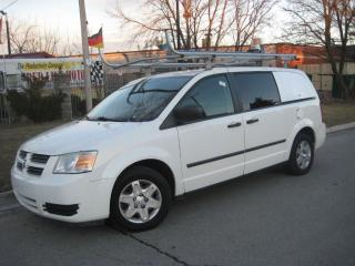 Used 2008 Dodge Grand Caravan CARGO VAN,EX-BELL CANADA for sale in Mississauga, ON