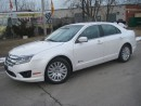 Used 2010 Ford Fusion HYBRID for sale in Mississauga, ON