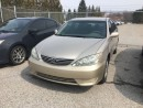 Used 2005 Toyota Camry LE for sale in London, ON